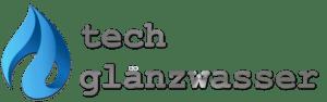 tech glanzwasser logo
